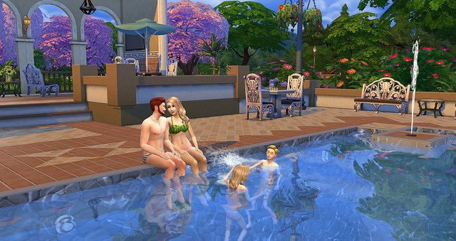 The Sims 4 Pool Guide by Ruthless_kk at Sims Vip via Sims 4 Updates