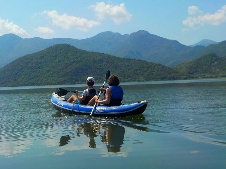 Giving your kids the gift of an appreciation of nature on the Active Family Montenegro Holiday.