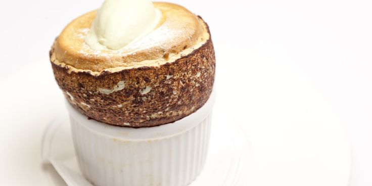 French culinary legend Pierre Koffmann shares his recipe for pistachio soufflé, which comes complete with a creamy pistachio ice cream