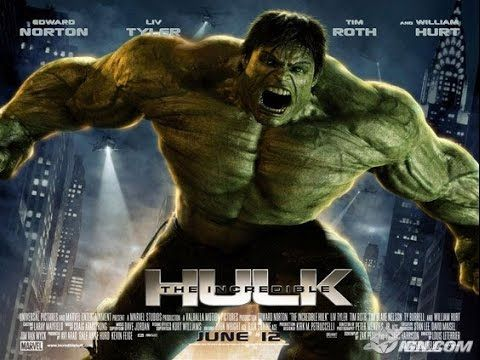 The Incredible Hulk (2008) Full Movie English - (Edward Norton, Liv Tyler, Tim Roth) Movie HD 1080p - YouTube
