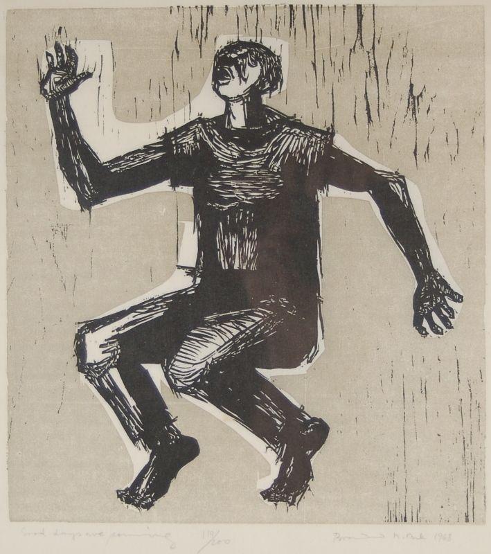 BRONISLAW M BAK The Pardoners Tale GEOFFREY CHAUCER Canterbury Tales 1/250 1966