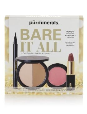 Pur Minerals - bare it all collection (M&S)
