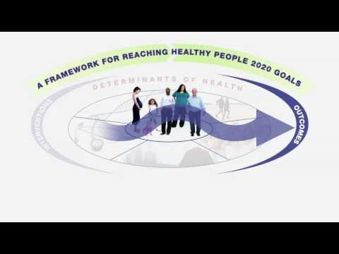 Determinants of Health: A Framework for Reaching Healthy People 2020 Goals