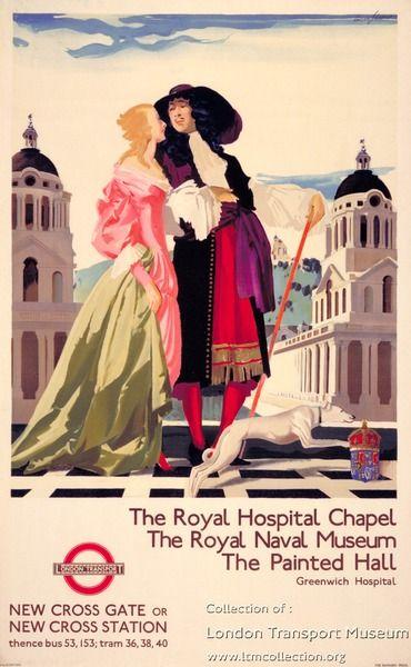 The Royal Hospital Chapel ~ Andrew Johnson