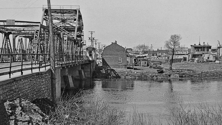 Limoilou dans les années 1940 (21) : le village de Stadacona