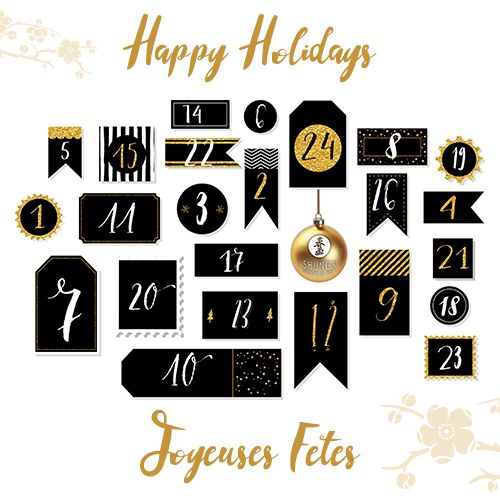 PAIVA Design very happy to create this Advent Calender #paivadesign | The season of giving is right about to start and Shunga has got something for you! Have you been naughty or nice? ;) #xmas #xmas2016 #aventcalendar #calendrierdelavant #intimatemoments #momentsintimes #shunga