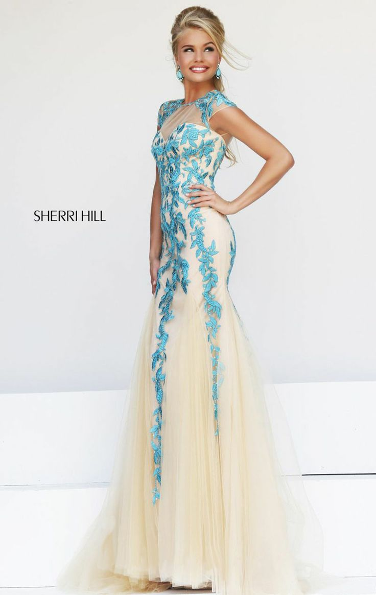 The 25+ Best Cheap Sherri Hill Dresses Ideas On Pinterest | Cheap Summer Dresses Uk Cute Prom ...