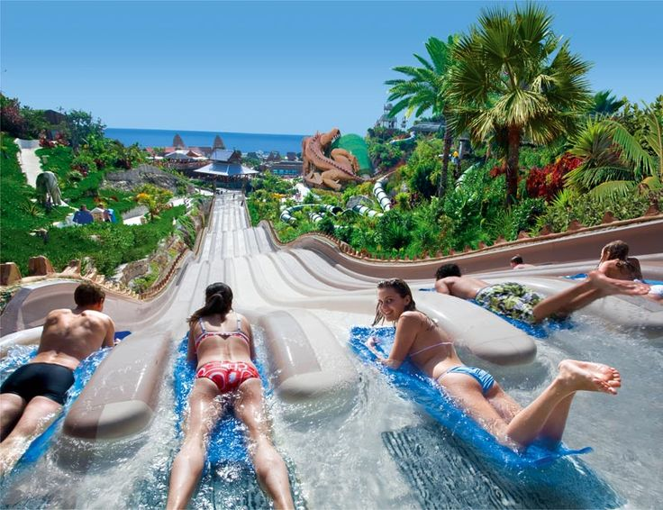 Siam Park, Tenerife – Skip the Line Discount Voucher | Flights to Tenerife #tenerife