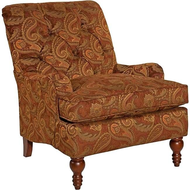 broyhill armchair adorable paisley accent chair with free shipping today leather