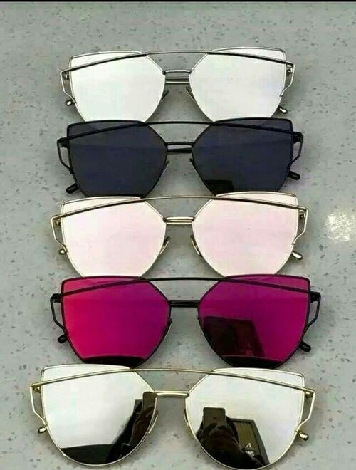 Sunglasses is an essential accessories for women. Help protect beautiful eyes.