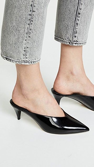 245a77852854 MICHAEL Michael Kors Cambria Point Toe Mules