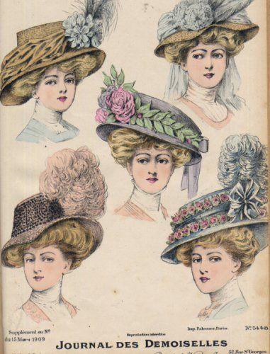 March 1909 Journal des Demoiselles