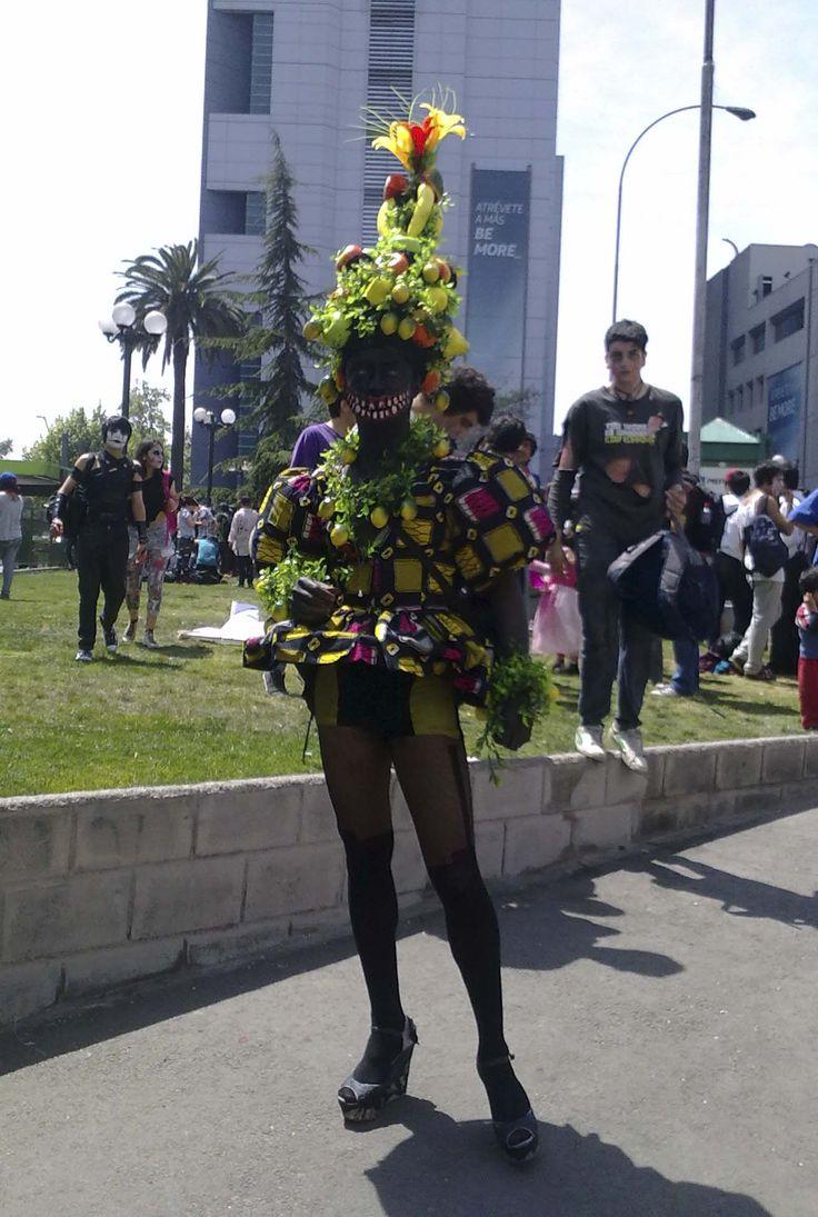 Zombiewalk Chile