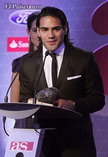 Falcao García ficha por la ONU para promover campaña antidrogas El delantero colombiano ha sido escogido por el organismo internacional gracias a su ejemplar modelo de vida y por su carrera futbolística.
