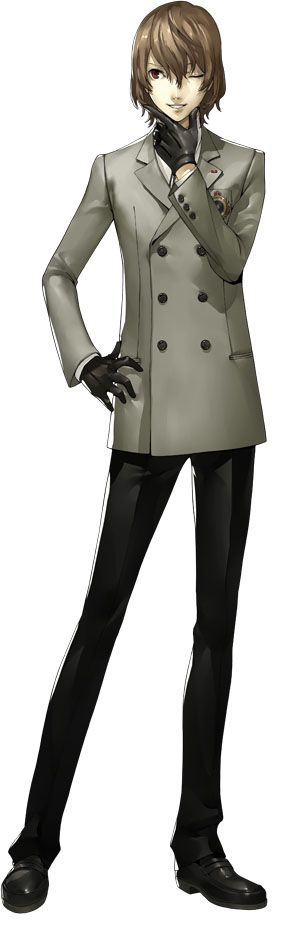 The World of #tiffany: New Updates on Persona 5's Akechi Goro And More