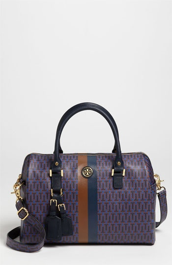 Update your new-season look with this bold stripe coated-canvas satchel by @ToryBurch.#ToryBurch #ViewTry: Stripes Coated Canvas, Must Hav Lists, Bold Stripes, Burch Roslyn, Stripes Coats Canvas, Heavens Bags, Toryburch Toryburch Viewtri, Coated Canvas Satchel, Roslyn Stripes