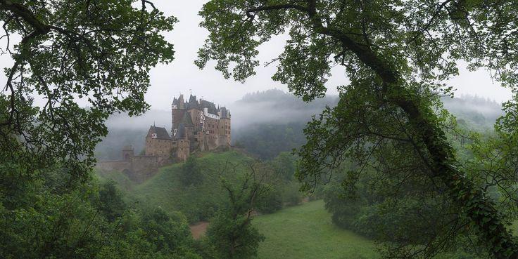 Germany, Mayen-Koblenz, Eltz Castle  http://www.facebook.com/Pawel.Kucharski.Photography