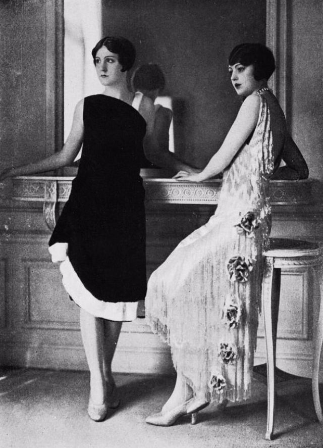 FCBTC / Evening dress 1920s