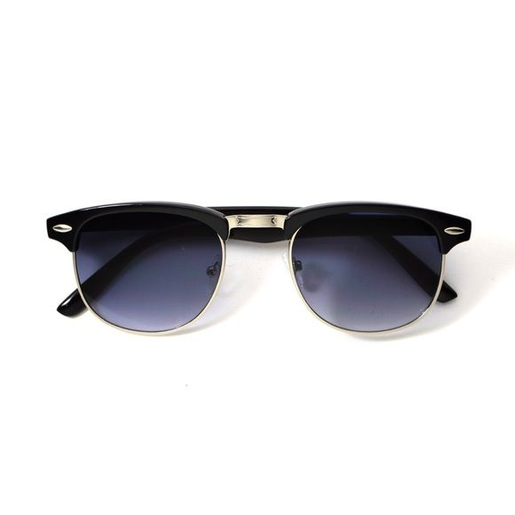 Half Frame Browline Sunglasses Brand new! Half Frame Browline Sunglasses! Style #508030 Accessories Sunglasses