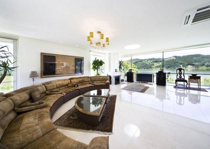 Terrific Big Modern Living Room Designs : Terrific Big Modern Living Room Designs