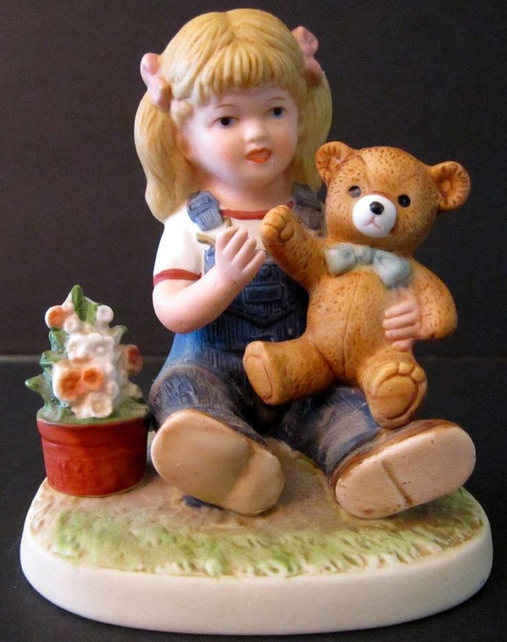 17 Best Images About Figurines Homco On Pinterest Older