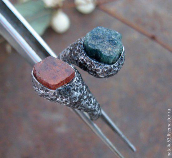 """Купить кольцо """"Два орешка для Золушки"""" - 71 - кольцо, натуральные камни, тиффани, авторские украшения"""