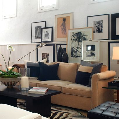 1000 images about camel and navy on pinterest dining rooms home libraries and toile for Charcoal and brown living room