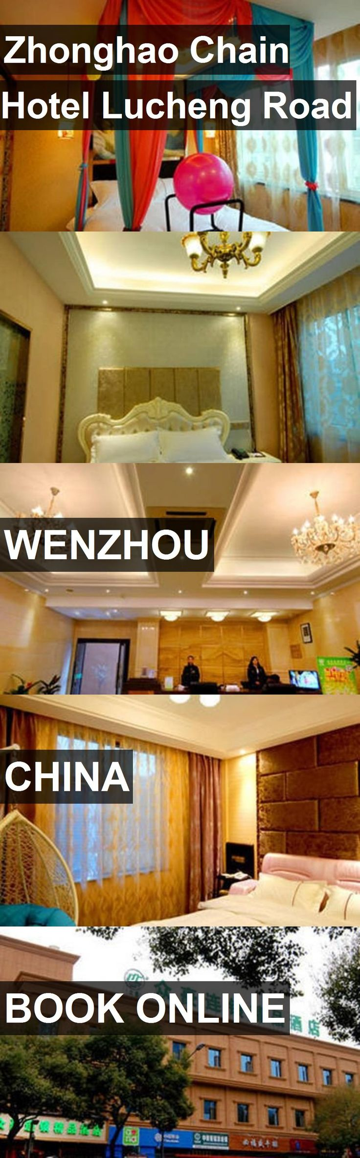Hotel Zhonghao Chain Hotel Lucheng Road in Wenzhou, China. For more information, photos, reviews and best prices please follow the link. #China #Wenzhou #ZhonghaoChainHotelLuchengRoad #hotel #travel #vacation