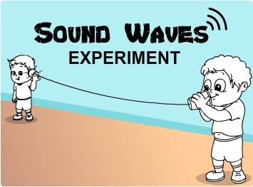 In this fun and simple experiment children learn how sound travels from one end to the other.