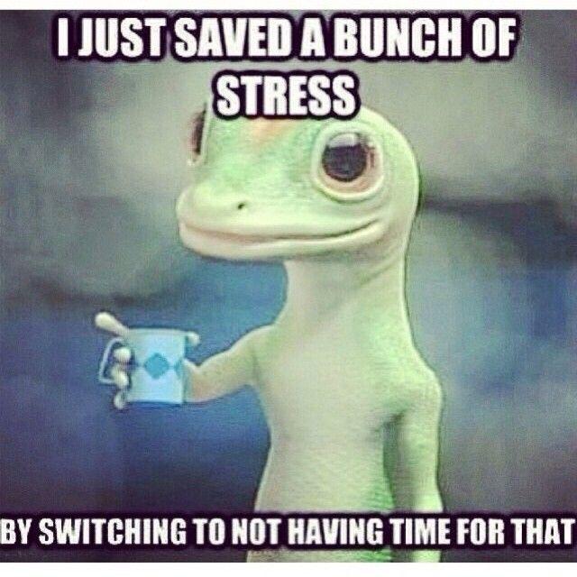 Geico Saved Quote: Bahahahahahaha!