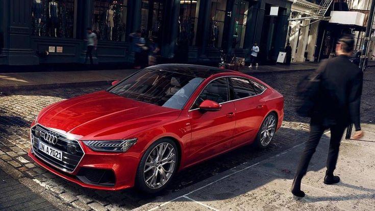 New Audi A7 2020 Colors Redesign | Audi a7, Audi, New ...