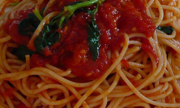 Pour réaliser des Spaghetti à la bolognaise, il vous faudra utiliser la cuisson rapide pour environ 4 minutes.