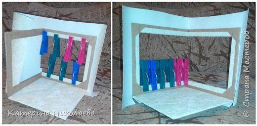 Σχεδιασμού Προσομοίωση Master Class Πακέτο Γενεθλίων απλικέ MK μαγικό κουτί για τη γέννηση του μωρού σας χαρτόνι γκοφρέ Κολλητική ταινία πολυαιθυλενίου Φωτογραφία 10