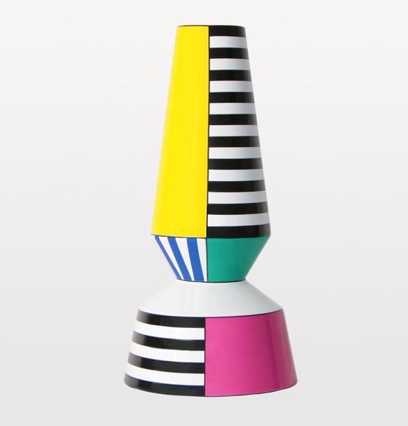 This is a brilliant example of the stunning ceramics coming out of Portugal right now. Bold colours, interesting shape and a fun outlook. The huge stature of the Arlequim vase, the giant baby of the Circus Series from Byfly conveys all the excitement we remember of the circus.