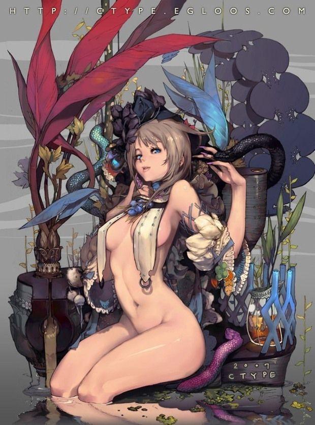 Manga Art by Wang SuLee