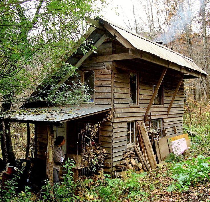Pin de sara barrasa en caba a casas peque as casas for Modelos de cabanas rusticas