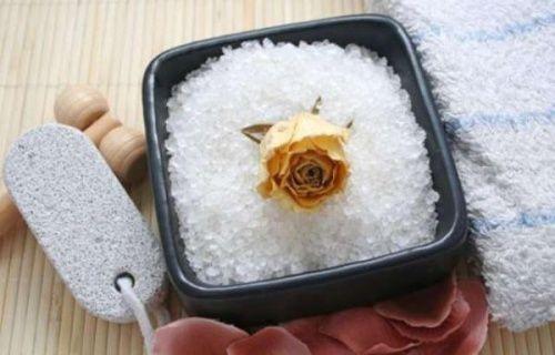 Découvrez comment combattre la cellulite avec du sel marin ! - Améliore ta Santé