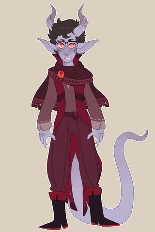 Image Result For Tiefling Ocs Dnd And Fantasy Rpg