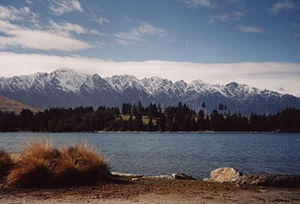 Not called The Remarkables without reason. NZ