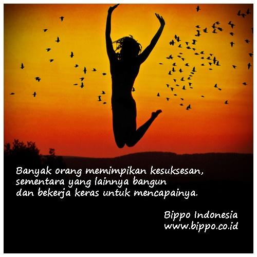 Orang-orang yang berhenti belajar akan menjadi pemilik masa lalu. Orang-orang yang masih terus belajar, akan menjadi pemilik masa depan ( Mario Teguh) - Bippo Indonesia (www.bippo.co.id)