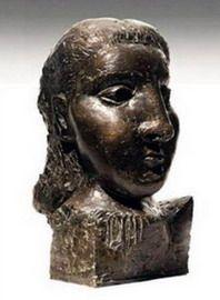 Пабло Пикассо Голова женщины (Дора Маар)