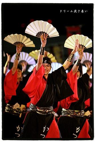 Dream Yosakoi  by hashiee, via Flickr