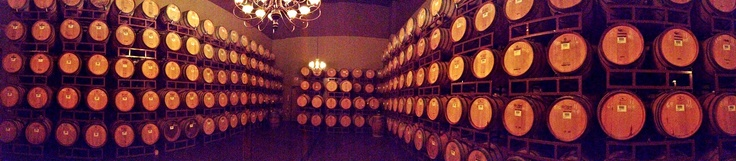 Note to self: I've got to put a barrel room in my house one day! -at Wilson Creek Winery