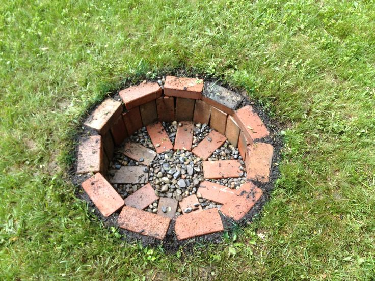 Step-by-Step Build your own Fire Pit