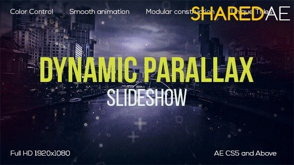 Videohive - Dynamic Parallax 19055480 - Free Download