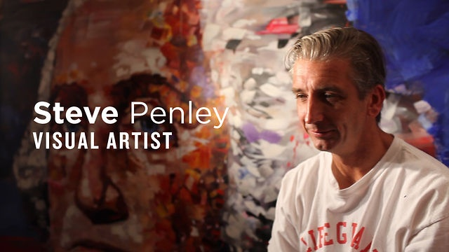 Visual Artist: Steve Penley by Russell Shaw. Interview with visual artist Steve Penley for Create. arts curriculum and the Atlanta Youth Project / Amos Arts Academy.