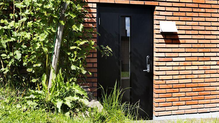 svart ytterdörr - Sök på Google
