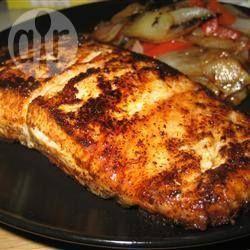 Cajun Blackened Salmon @ allrecipes.co.uk