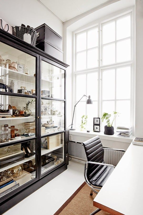 The creative studio of Katrin Bååth. Sara Lanstedt.