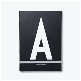 Design Letters – Personal Notebook – A